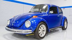 1973 Volkswagen Beetle Custom Paint and Interior presented as lot F60 at Schaumburg, IL 2015 - image1