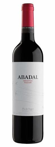 Abadal - Selection wine, high expression, DO Pla de Bages - ABADAL CABERNET FRANC TEMPRANILLO