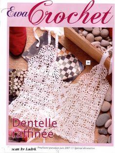 Crocheted Boleros - Maasikmari - Picasa Web Albums