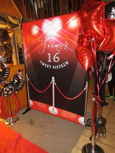 Tiana's Red Carpet Birthday Party Ideas   Photo 7 of 29   Catch My Party
