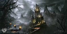 Image result for dracula castle