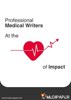 Professional Medical Writers are at the Heart of Impact #COPD #CVD #Cardiology #Diabetes #Oncology #ONC #Cancer