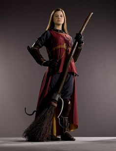J.K. Rowling Sends Ginny Weasley to Report Live From the Quidditch World Cup