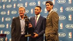 Warriors Guard Stephen Curry Named Kia NBA Most Valuable Player Golden State Warriors Basketball, Nba Championships, Stephen Curry