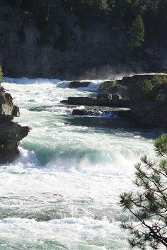 Kootenai River near Libby, Montana