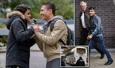 Another all-male coachload of 'child' migrants arrives in Britain - but officials WON'T say how many there are and WON'T do dental checks to prove they're really children