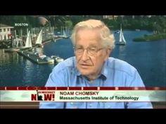 "Noam Chomsky (Aug 7, 2014) ""Much Worse Than Apartheid"""