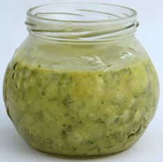 Alice Waters' Green Goddess Dressing