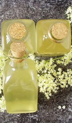Elderflower Syrup : Elderflower fragrance captured in a bottle. Floral refreshing drink for hot summer days. Cordial Recipe, Elderflower Syrup Recipe, Elderflower Cordial, Traditional Croatian Food, Elderberry Recipes, Homemade Syrup, English Food, Edible Flowers, Simple Syrup