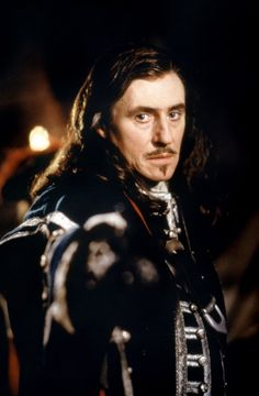 """Gabriel Byrne as Louis and Philippe's father, Charles D'Artagnan, in 1998's """"The Man in the Iron Mask"""""""