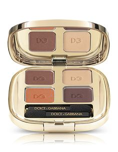 Smooth Eye Colour Quad Eyeshadow | Dolce & Gabbana Beauty