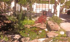 Jardin de las Tenerias.Cuéllar ( Segovia) www.cuellar.es  Cuéllar Turismo