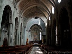Biella (Italy): Interior of the Duomo