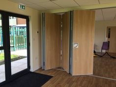 Silencio Acoustic Operable Wall Folding Systems For Schools Colleges Universities