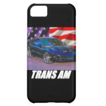 2002 Trans Am iPhone 5C Cover