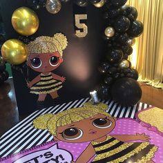 - ДР в стиле LOL . 10th Birthday, Birthday Celebration, Birthday Parties, Barbie Party, Doll Party, Bee Party, Bday Girl, Animal Birthday, Lol Dolls