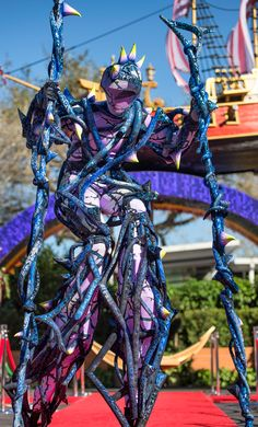 Festival of Fantasy parade costumes