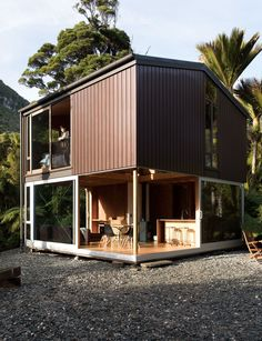 This tiny 36-square-metre home has the most inspiring design