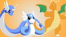 Dragonair, Hd Wallpaper, Wallpapers, Tweety, The Creator, Illustration Art, Display, Image, Wallpaper In Hd