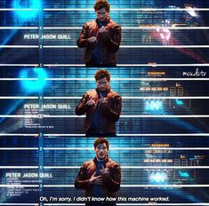 My favorite thing in the whole movie besides Groot