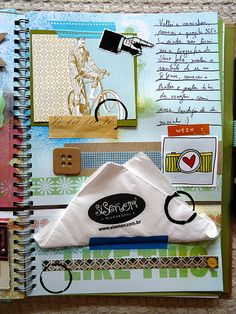Ideas for her Smash book.... #scrapbook #smashbook #journal