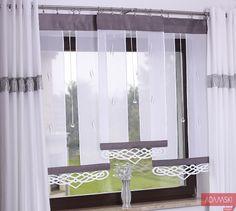 Panel dzielony z ażurem Windows, Home Decor, Blinds, Homemade Home Decor, Decoration Home, Window, Ramen, Interior Decorating