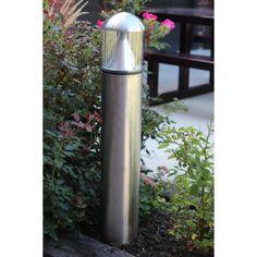 15w USA LED Stainless Steel Bollards w/ Cone Reflector 120v-277v $575.99