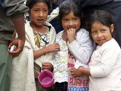 La Campana, Guatemala.  Beautiful children!