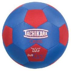 Tachikara OSS32 Big Soft Kick Soccer Ball