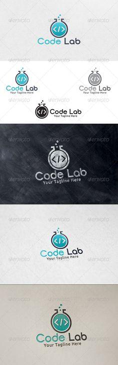 Logo Features100 Vector Color Variations : Gradient, Flat, Greyscale & Black File Format :AI & EPSColor Mode :CMYKFont used : Opi Web Design Logo, Logo Design Template, Logo Templates, Design Lab, Graphic Design, Letterhead Template, Wordpress Template, Coding Logo, Lab Logo