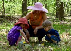 Creating Empowering Outdoor Activities - Forest School For All