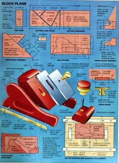 #338 DIY Hand Plane - Hand Tools Tips and Techniques