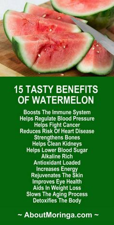 15 Tasty Health Benefits Of Watermelon; the alkaline rich antioxidant loaded superfood. Amplify the effects by infusing with alkaline rich Kangen Water; the hydrogen rich antioxidant loaded ionized(Vegan Diet Fat Burning) Health And Nutrition, Health And Wellness, Holistic Nutrition, Proper Nutrition, Gut Health, Watermelon Health Benefits, Healthy Diet Tips, Healthy Eating, Eating Vegan
