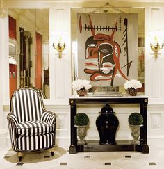 Tommy Hilfigers New York Penthouse: a staggering old world glamour