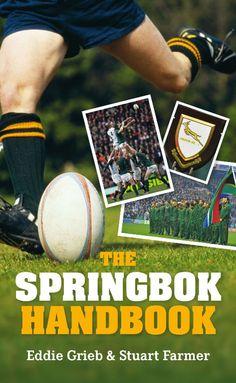 The Springbok Handbook - Eddie Grieb & Stuart Farmer African History, Farmer, Acting, Politics, Baseball Cards, Sports, Books, Hs Sports, Libros