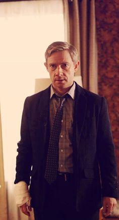 Lester Nygaard (Martin Freeman).