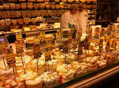 Fairway Market in New York, NY, food market, recommended by Barbie Maniscalco