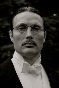 """Mads Mikkelsen (perfect in """"Coco Chanel & Igor Stravinsky"""")"""