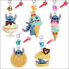 ディズニーキャラクター スティッチ アイスクリームマスコット | 商品詳細情報 | 商品をさがす | タカラトミーアーツ