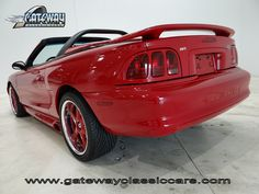 1997 Ford Mustang Cobra Convertible for Sale - Gateway Classic Cars