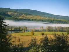 matericlook.com FoggyPastures0 British Columbia, landscape #art #photography #countryside #river