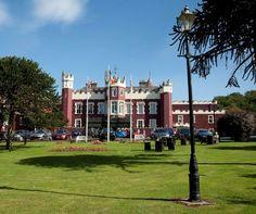Fitzpatrick Castle Hotel is a perfect wedding venue in Killiney, Dublin, Leinster, Ireland - got married here.