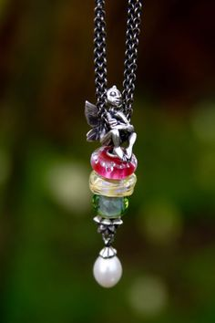 trollbeads fantasy fairy necklace - Google Search
