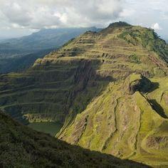 Mount Nimba Strict Nature Reserve, Région de Lola, Côte d'Ivoire and Guinea. Inscription in 1981. Extension in 1982. Criteria: (ix)(x)