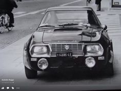 My 1968 fulvia sport 1,2s