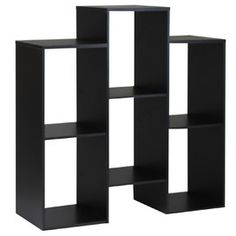 "Parsons Staggered Cube 35.7"" Bookcase"