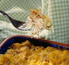 Rotisserie Chicken Casserole. Find this and other wonderfully yummy recipes using convenience foods at my website www.kelliskitchen.org do it today!