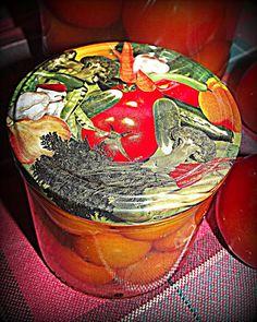 przepisownia Barbry: pomidory w zalewie