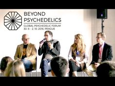 Panel-Discussion on Panel about Psychedelics & Holotropic Breathwork at ...