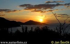 Isla de Margarita Sunset ~ Venezuela  (Photo by Jan Sevcik)
